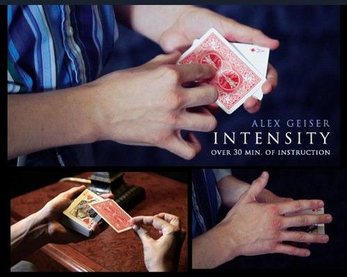 Image result for Alex Geiser - Intensity