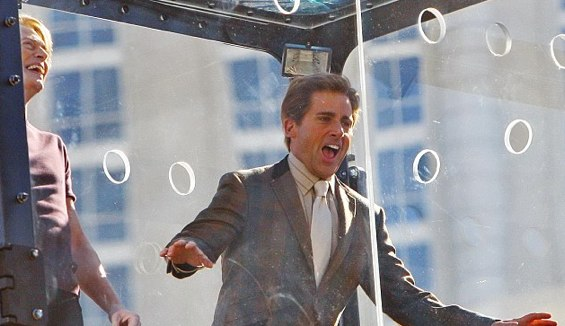 Steve Carell hangs above Las Vegas Strip in plastic cage for magician movie role | Mail Online.jpg
