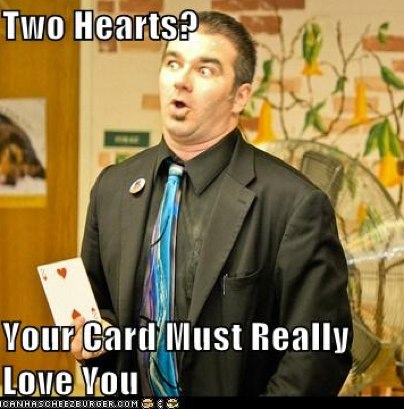 BETA_ Two Hearts? Your Card Must Really Love You - Cheezburger.jpg