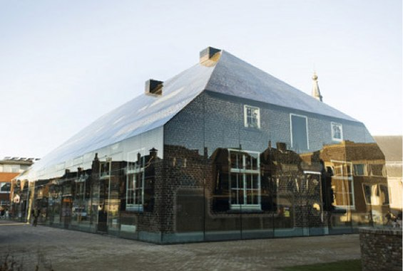 glass house Dutch town of Schijnde,.jpg